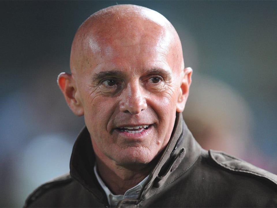 Arrigo Sacchi, protagonista dell'ultimo fine settimana di Atri Cup