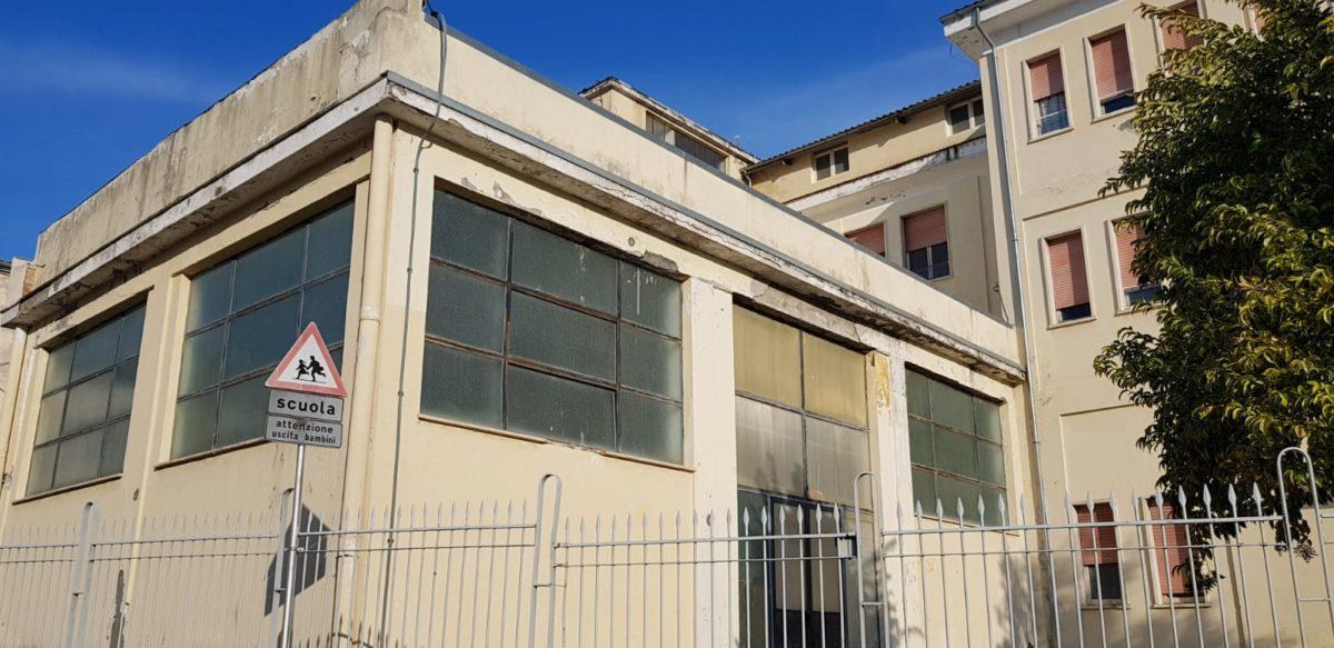Caramanico Terme, avviati lavori riqualificazione del plesso scolastico
