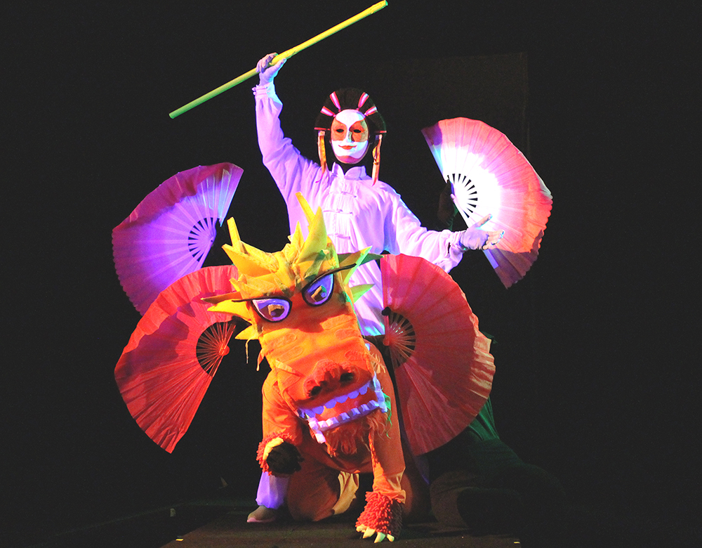Torna a Pineto Fiabe al Parco,5 appuntamenti con il teatro per i ragazzi