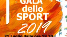 """""""Galà dello Sport 2019"""",celebrazioni delle società sportive truentine e dei risultati raggiunti"""