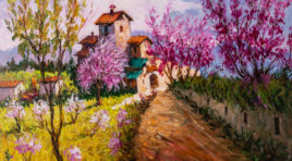 """Retrospettiva dell'artista Amleto Cencioni, """"Maestro del paesaggio abruzzese"""""""