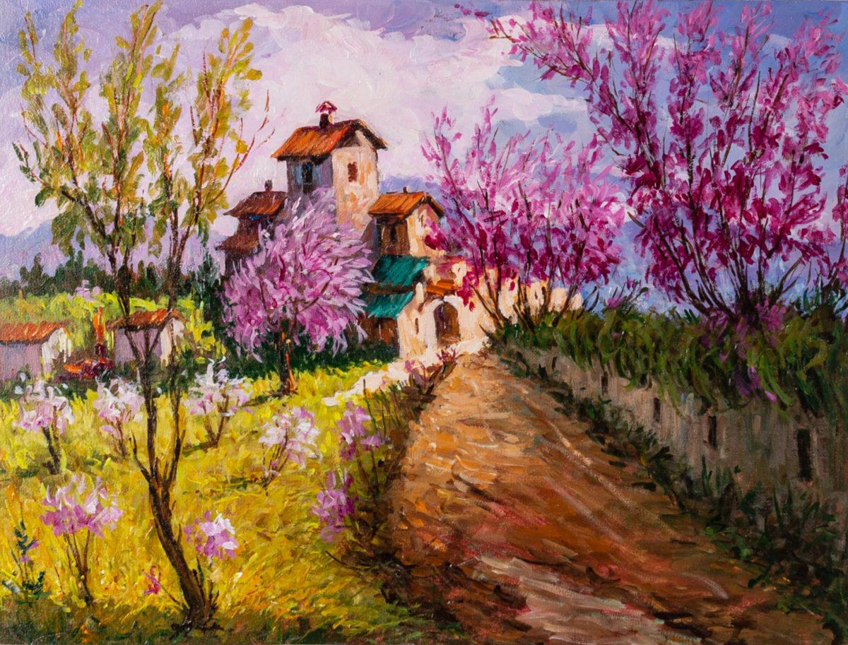 """Retrospettiva di Amleto Cencioni, """"Maestro del paesaggio abruzzese"""""""