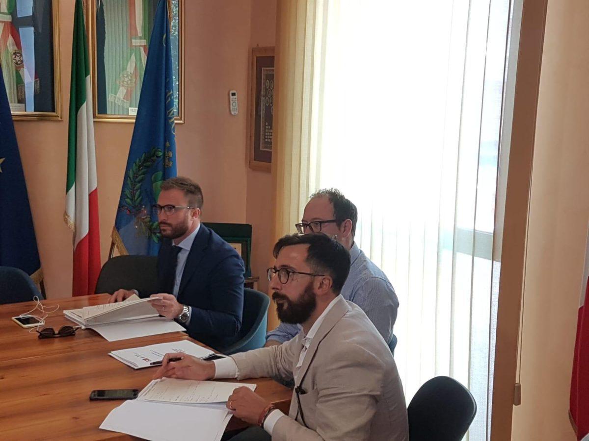Crollo hotel Rigopiano, il sindaco Costantini a Montesilvano per rappresentare i giovani sopravvissuti giuliesi