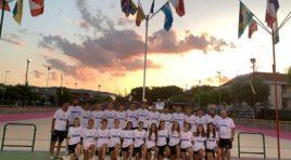 Martinsicuro, la nazionale Italiana Giovanile di Pattinaggio si prepara ai campionati europei