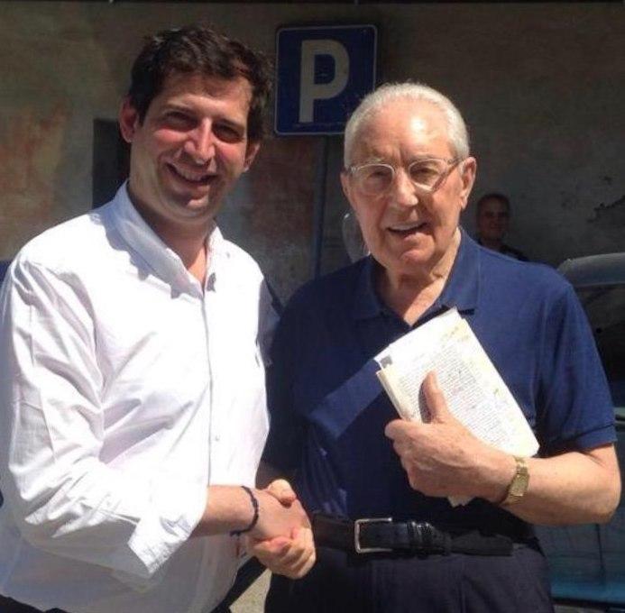 E' morto Don Antonio Mazzitti, parroco storico di Campli