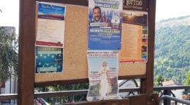 Caramanico, l'invito a iscriversi alla Lega affisso nella bacheca comunale