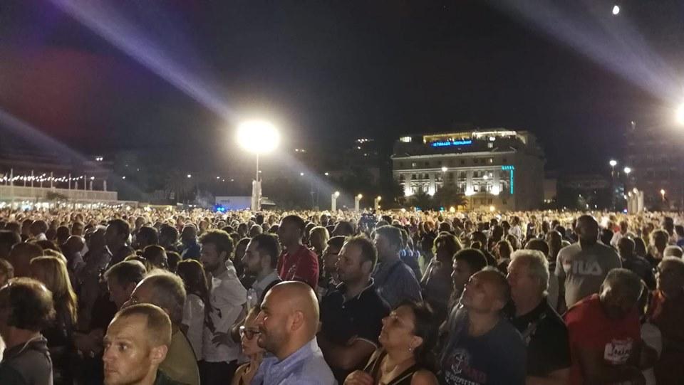 """Salvini a Pescara, Corneli """"Uno spettacolo triste"""""""