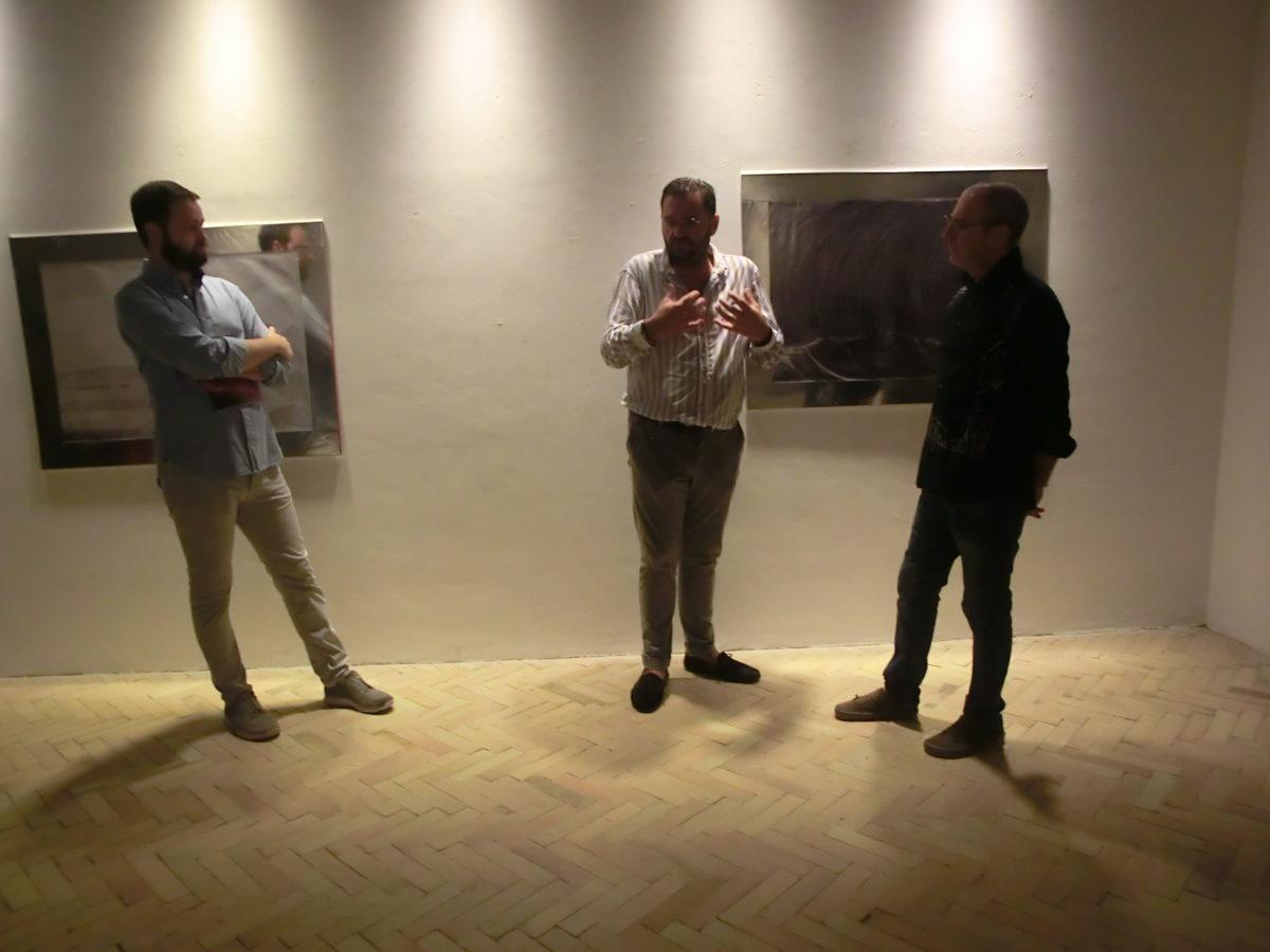 """Fortezza Civitella, inaugurata """"Sealed Draw"""" di Marco Appicciafuoco"""