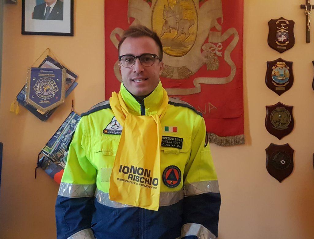 """""""Io non rischio"""", i volontari di Giulianova incontrano i cittadini"""