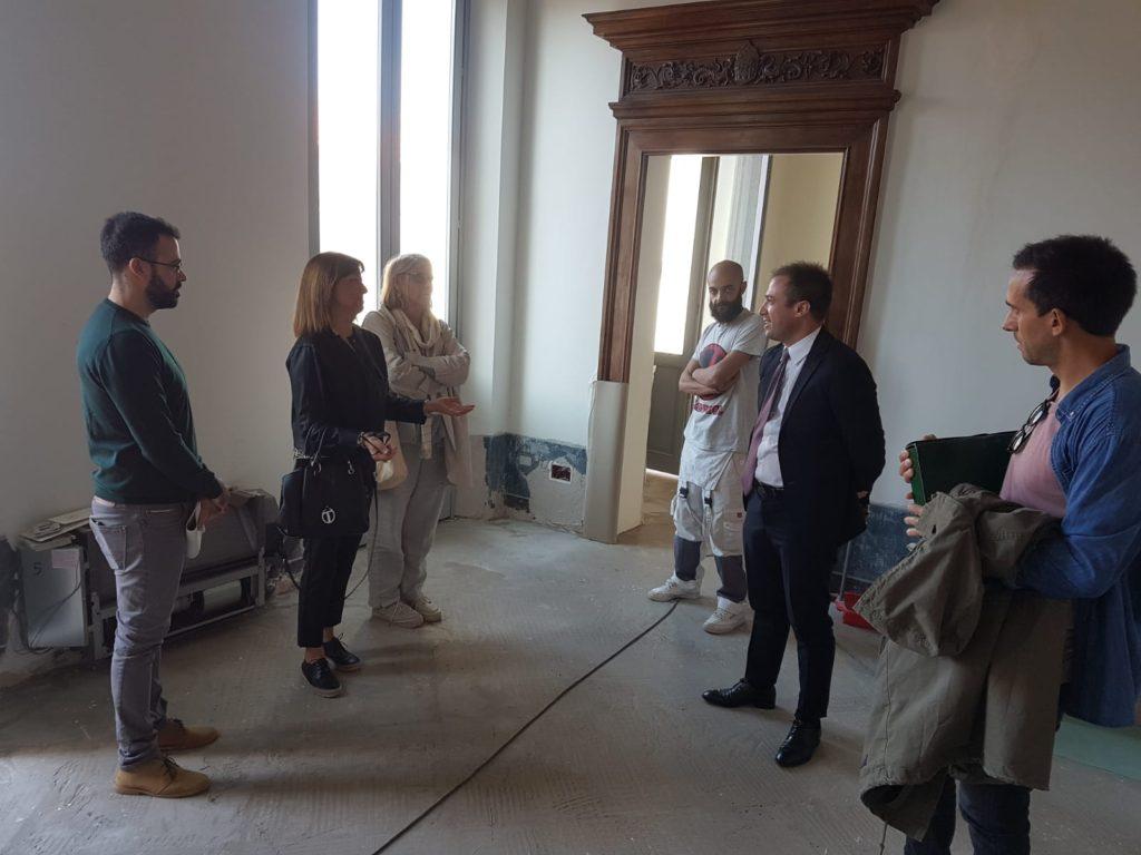 Pinacoteca civica Bindi, al via i lavori di recupero e restauro