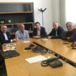 Zennaro e Lovecchio: visita delegazione Gargano per potenziamento traffico su aeroporto di Pescara