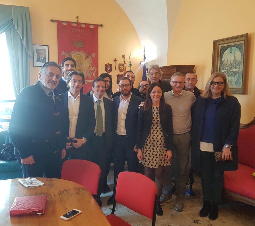 Giulianova, sindaco incontra sottosegretario D'Annunitiis: esposti i problemi