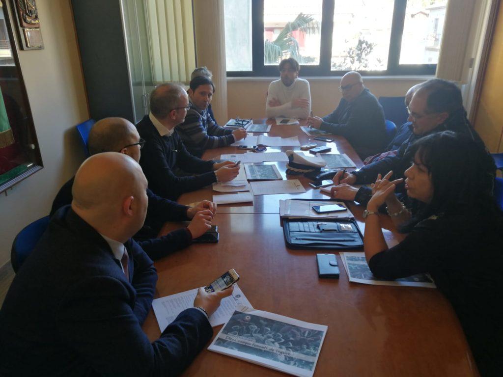 Coronavirus, incontro a Pineto tra amministratori e responsabili per visionare ordinanza Ministero della Salute