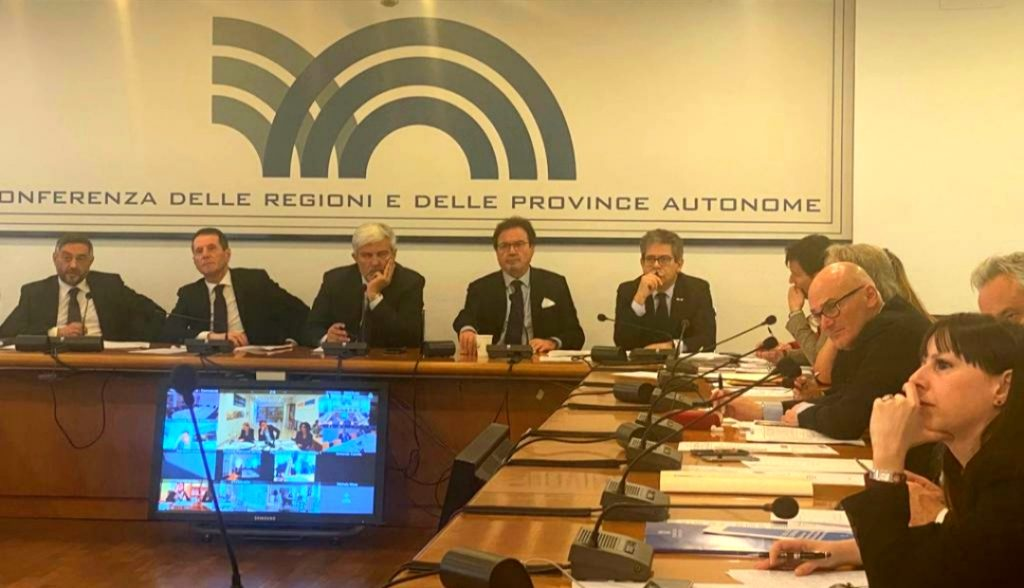 Turismo, Febbo: alla conferenza delle regioni per salvaguardare e rilanciareil nostro turismo