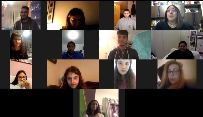 Ad Atri prosegue,online,il corso di recitazione per i ragazzi delle superiori