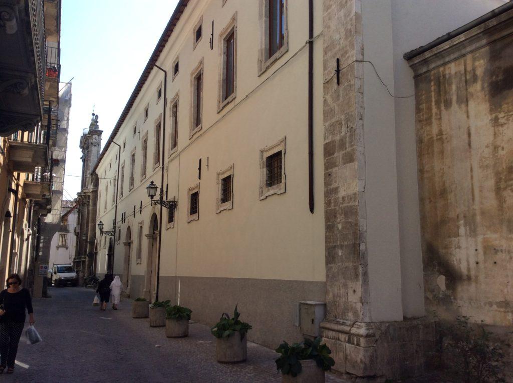 Spazio Ovidio, Febbo stanziati 387 mila euro al Comune di Sulmona