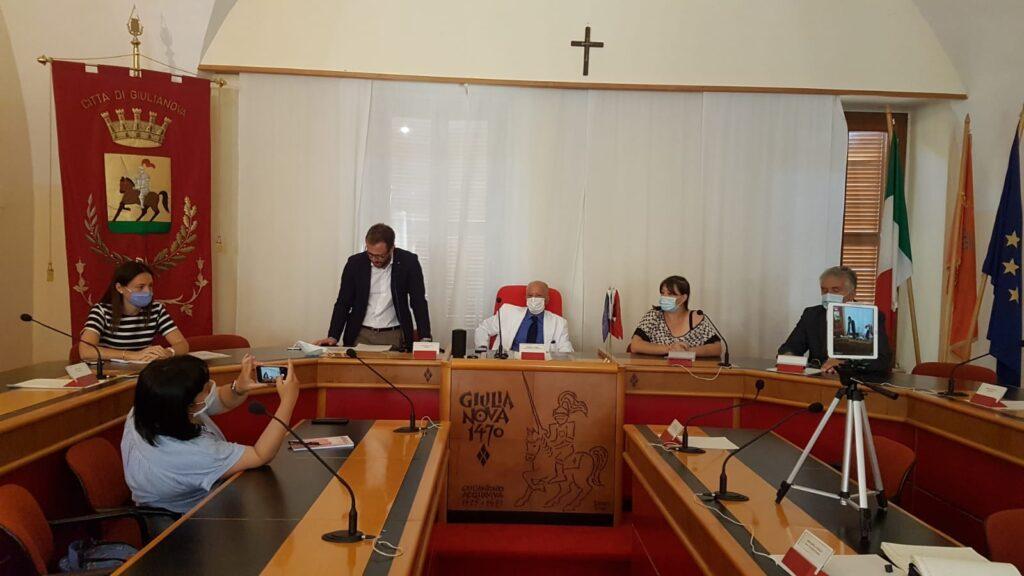 Proposta di gemellaggio Dakar-Giulianova: Poste le basi per il patto d'amicizia