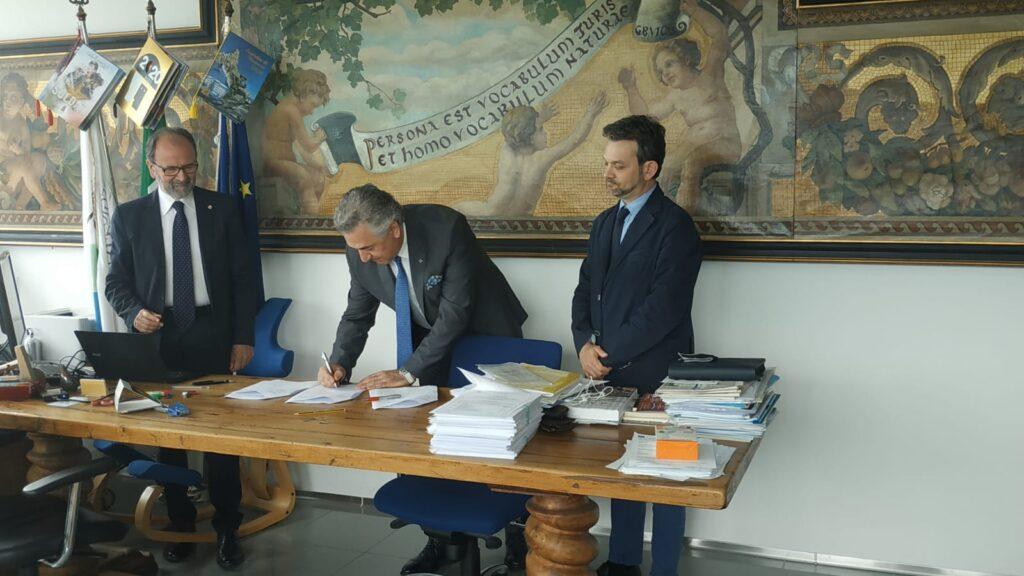 Atsc e Università di Teramo: firmato accordo per laurea magistrale comunicazione per la gestione delle organizzazioni