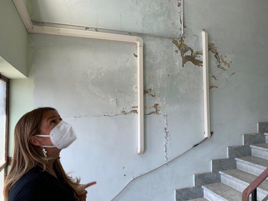 Chieti, ex ospedale pediatrico, Marcozzi:struttura abbandonata e in stato di degrado