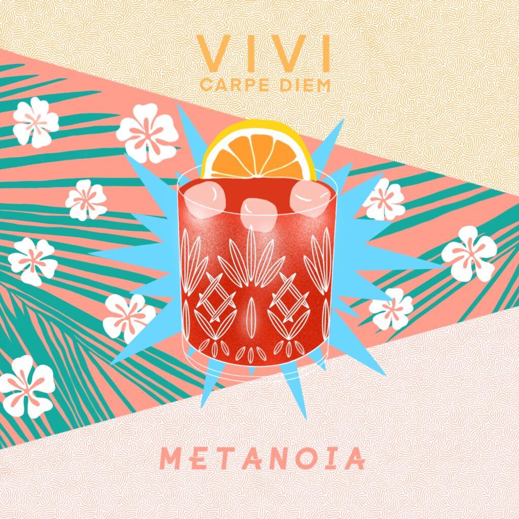 E' uscito il nuovo singolo dei Metanoia: Vivi (Carpe Diem)