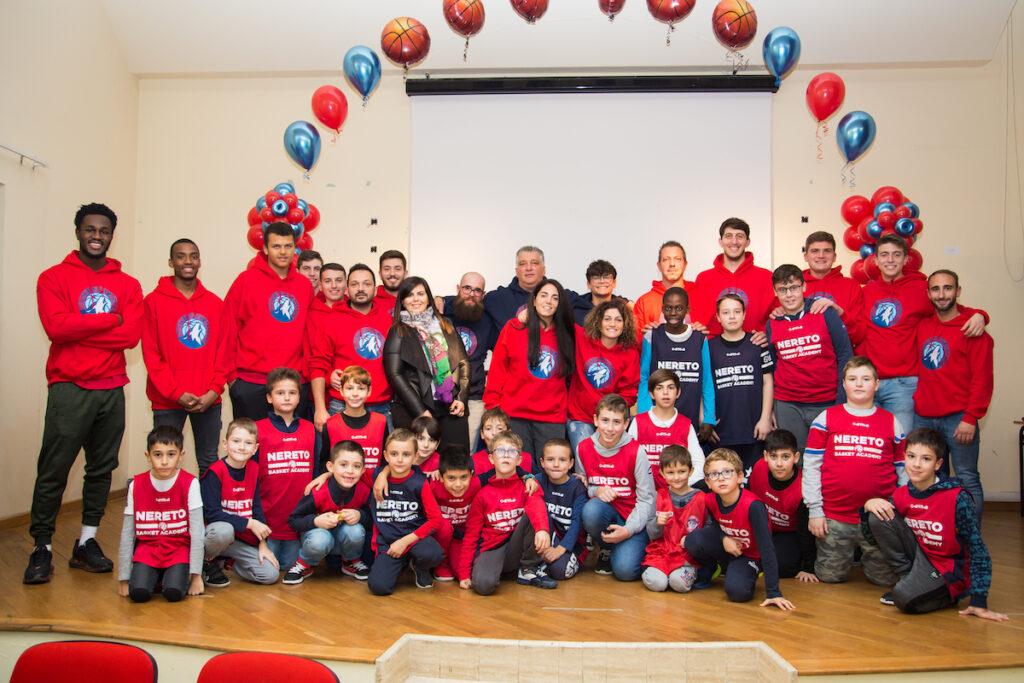 Basket, ricominciano le attività della Nereto Basket Academy