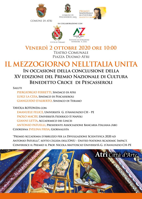 """Il Mezzogiorno nell'Italia Unita"""""""