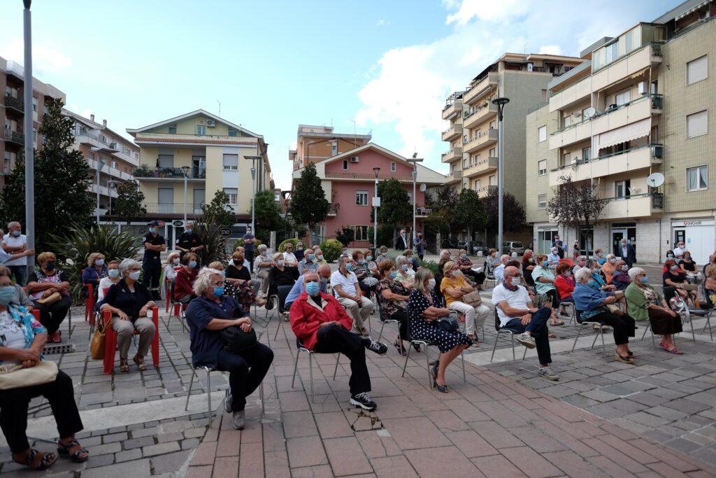Montesilvano, inaugurato il nuovo anno accademico dell'Università Popolare della Terza Età