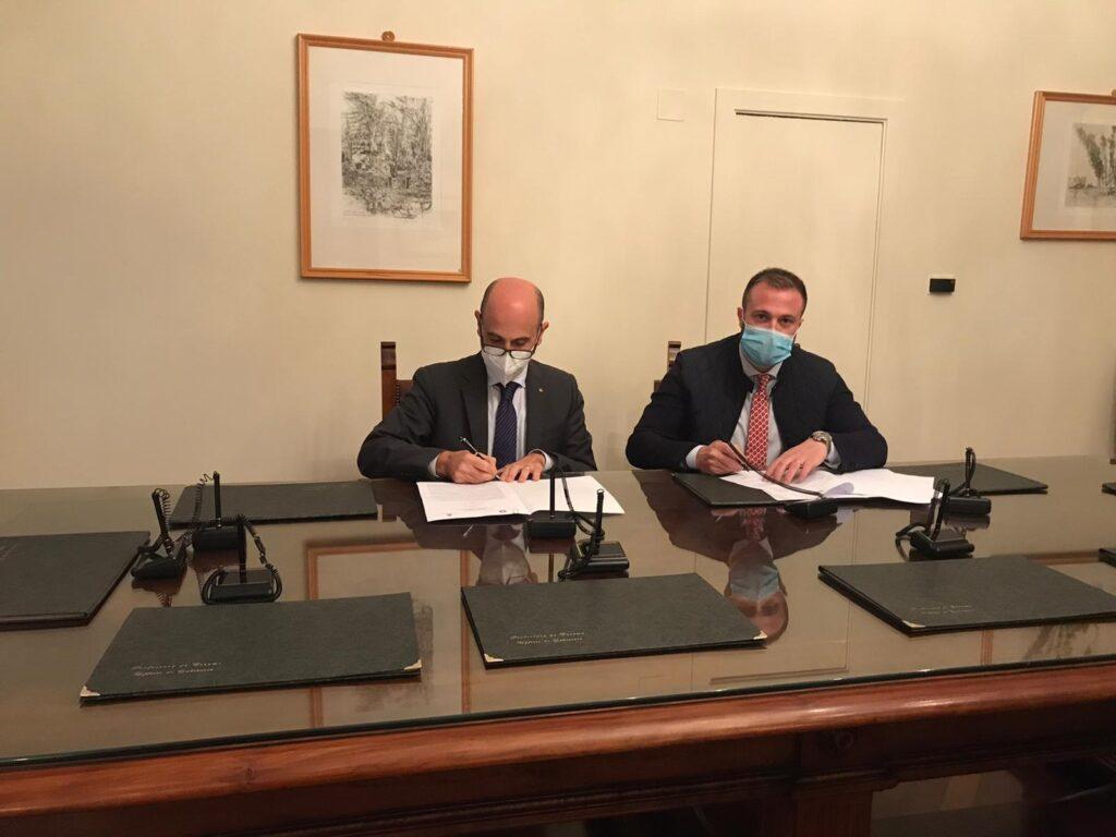 Giulianova, siglato il Patto per l'attuazione della Sicurezza Urbana