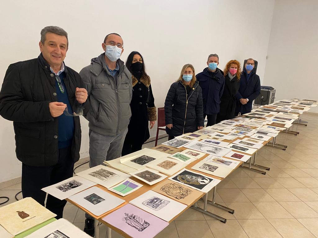 Pescara, rinvenuti oltre 200 ex libris nei magazzini del museo Cascella