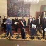 Pescara, cerimonia di giuramento di sette Ufficiali di Polizia Giudiziaria