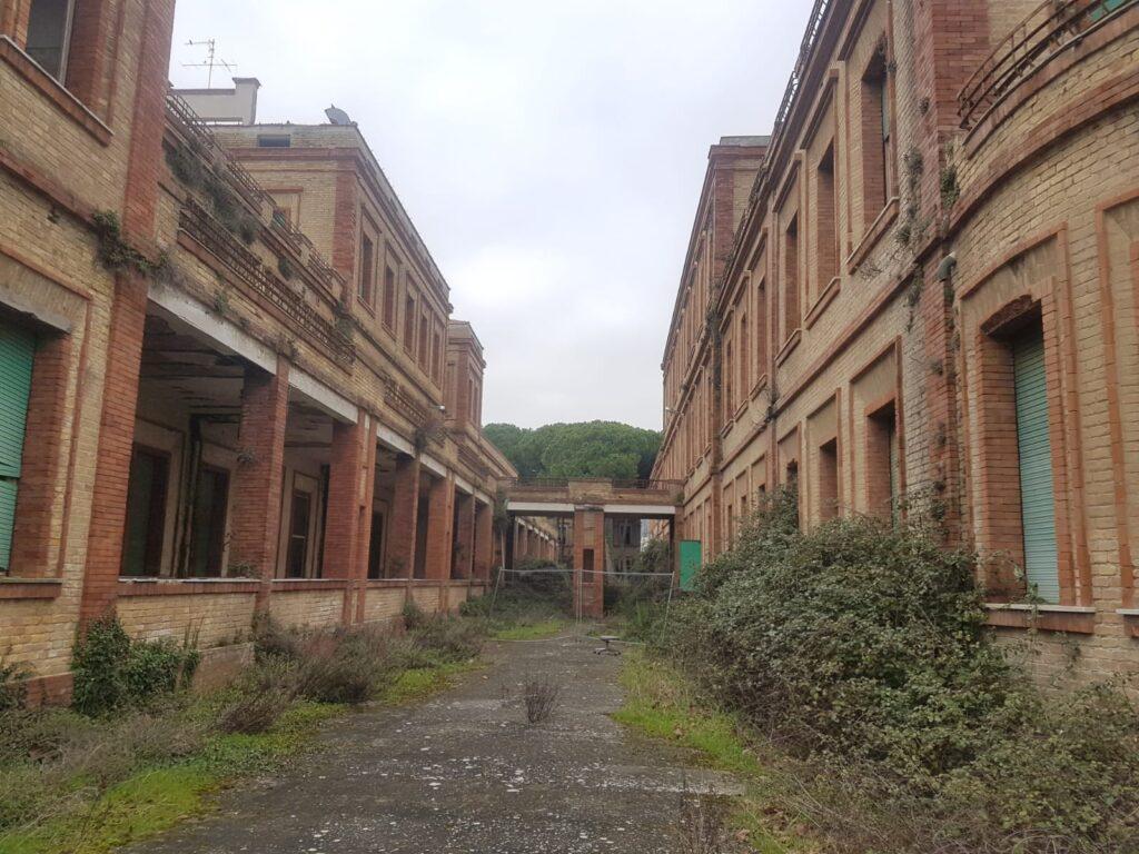 Ex colonia Rosa Maltoni, al via la messa in sicurezza della recinzione e manutenzione del verde