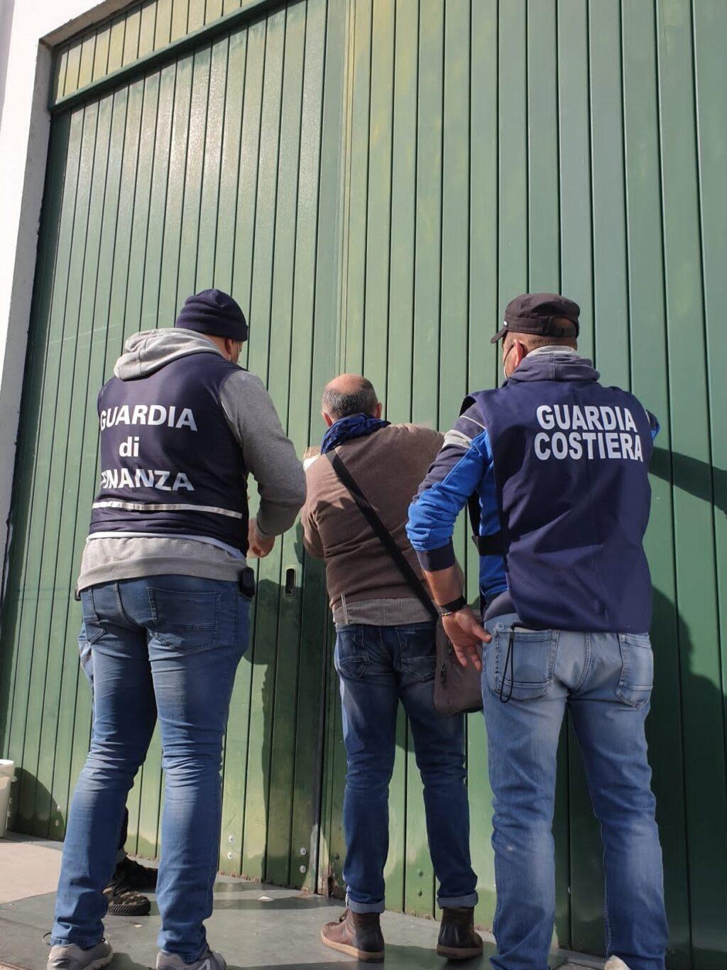 Corropoli, sequestrato opificio per violazione ambientale. 4 lavoratori in nero