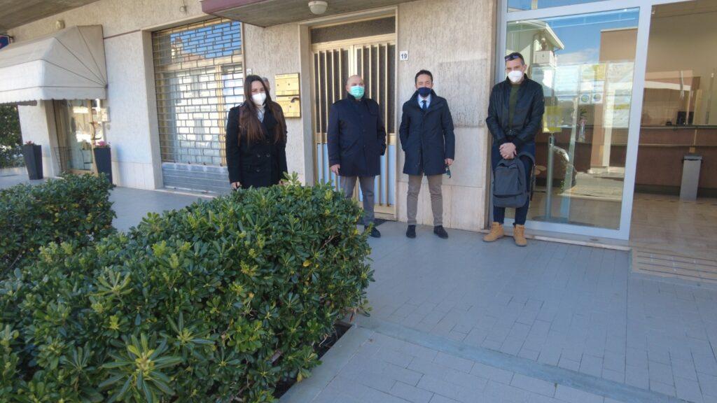Riapre a Scerne l'ufficio postale dopo i lavori di manutenzione