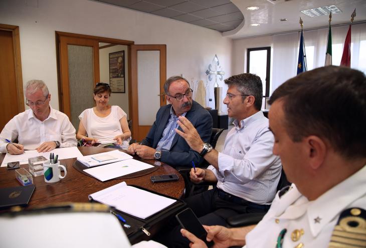 Porto di Ortona, riunione in Regione su piano regolatore e nuove opere