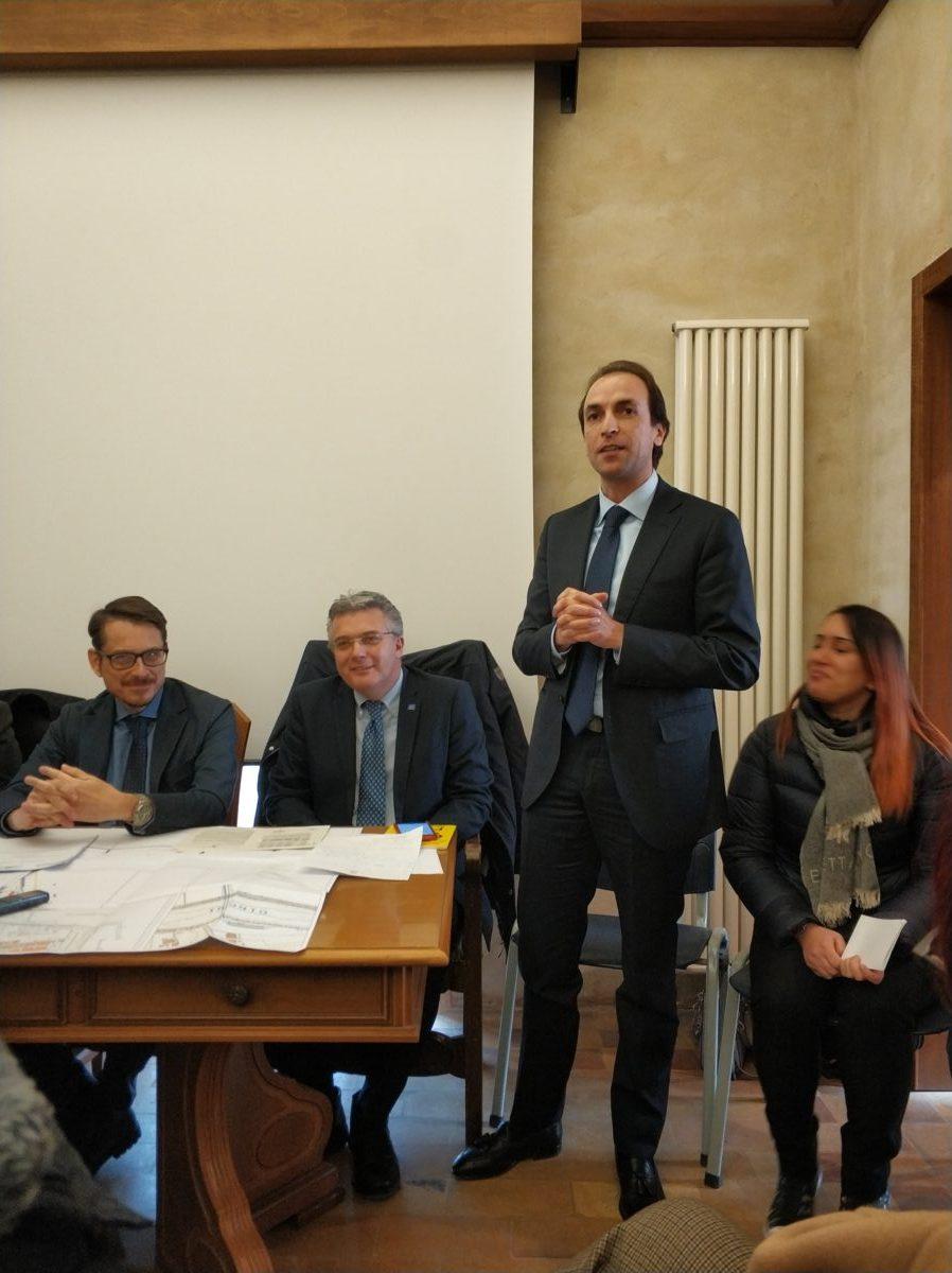 Siglata a Martinsicuro la convenzione per il ponte ciclopedonale sul fiume Tronto