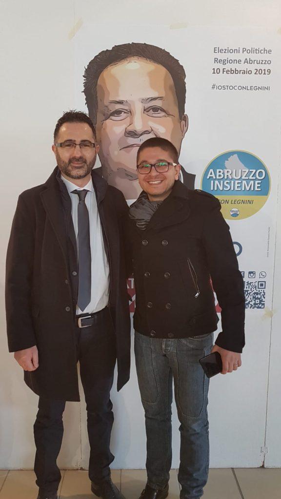 "Regionali: ""Montorio Avanti Insieme"" baluardo del centro sinistra montoriese con Abruzzo Insieme"