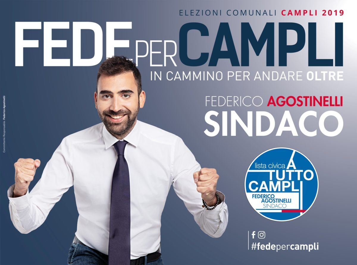 ElezioniCampli, Agostinelli: