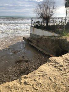 Erosione costa Abruzzo, Zennaro: ok del Governo ad impegno finanziario