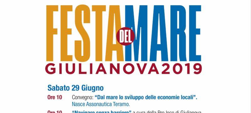 Giulianova, al via la festa del Mare: degustazioni tipicità locali