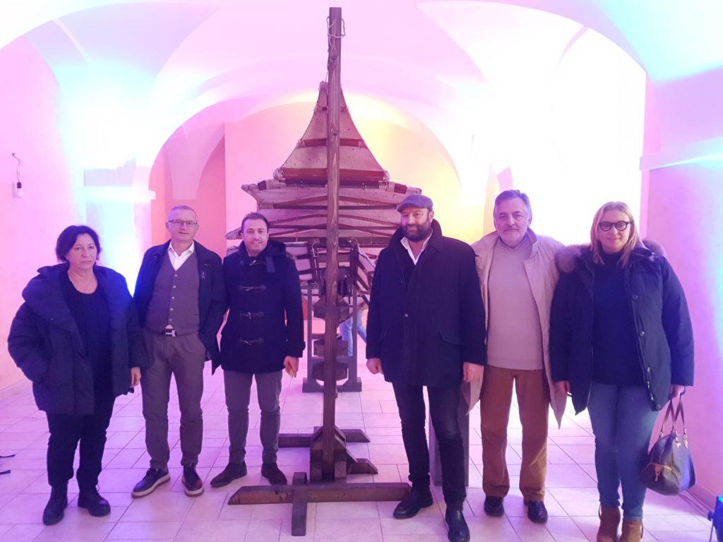 Giulianova ospita una mostra su Leonardo, a 500 anni dalla sua morte