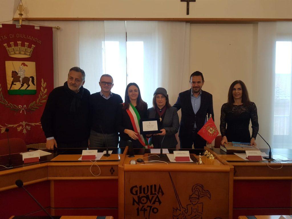 Patto d'amicizia tra Zurrieq e Giulianova, visita istituzionale della Sindaca Rita Grima