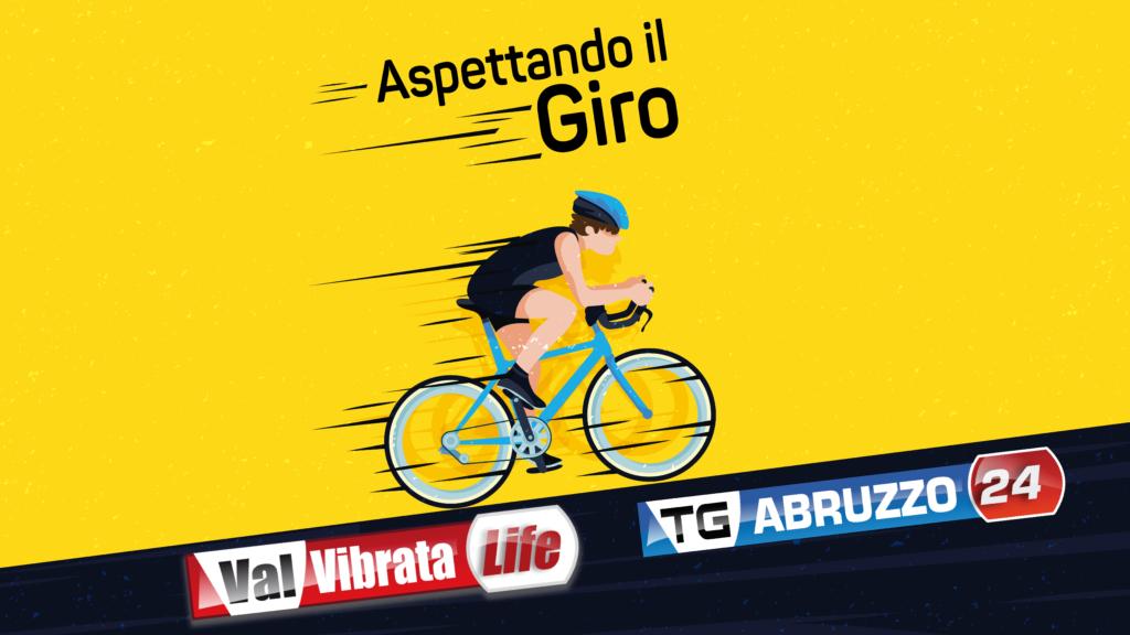 """""""ASPETTANDO IL GIRO"""", 12 puntate in diretta streaming"""