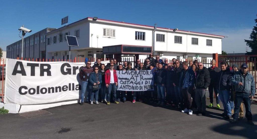 Atr Colonnella non invia modelli SR41: sindacati scrivono al Prefetto