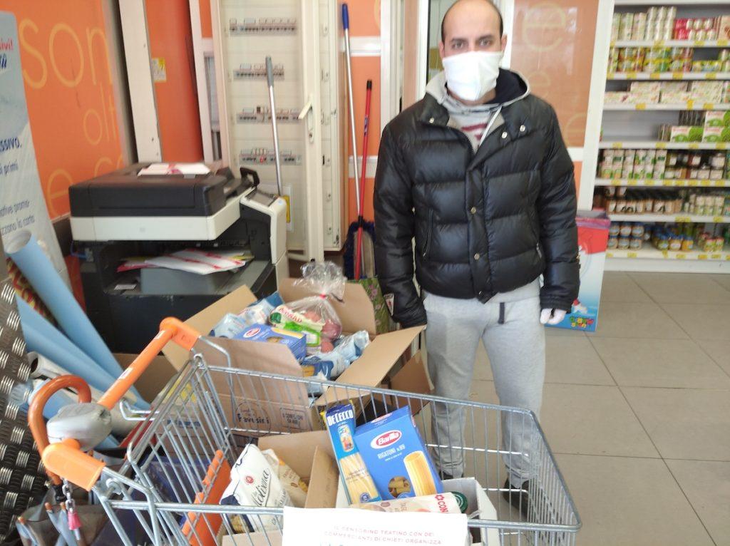 Chieti, partita la raccolta solidale anche dei beni per l'igiene e la cura della persona