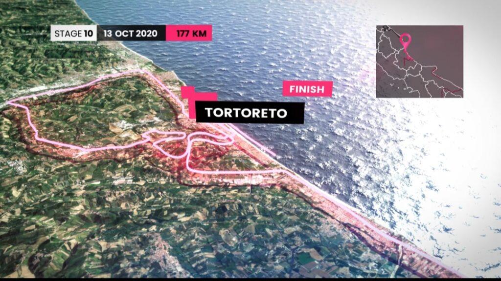 Tappa Lanciano-Tortoreto, alla presentazione c'è Moser
