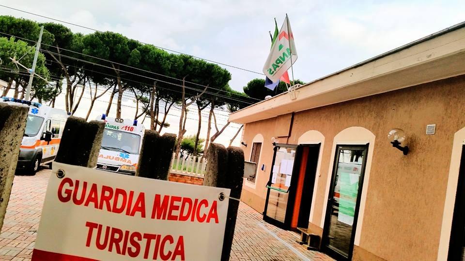 Pineto, è attivo il servizio di guardia medica turistica