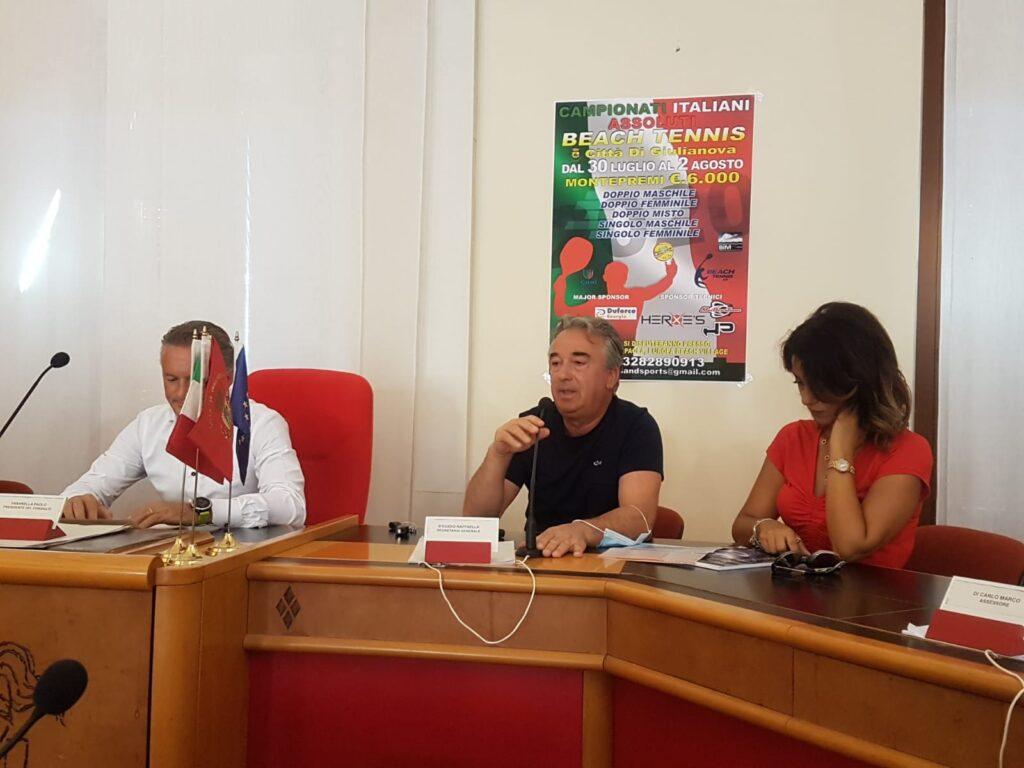 Giulianova ospita i Campionati nazionali assoluti di Beach Tennis