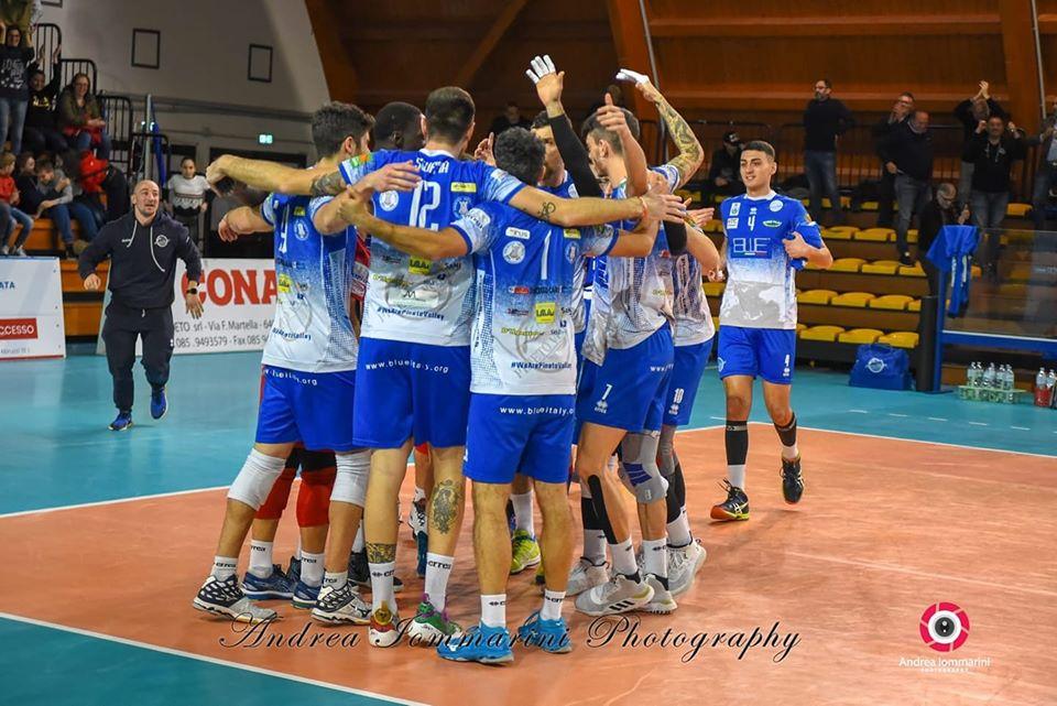 Volley Pineto in Serie A3, la soddisfazione dell'Assessore allo Sport Fiorà