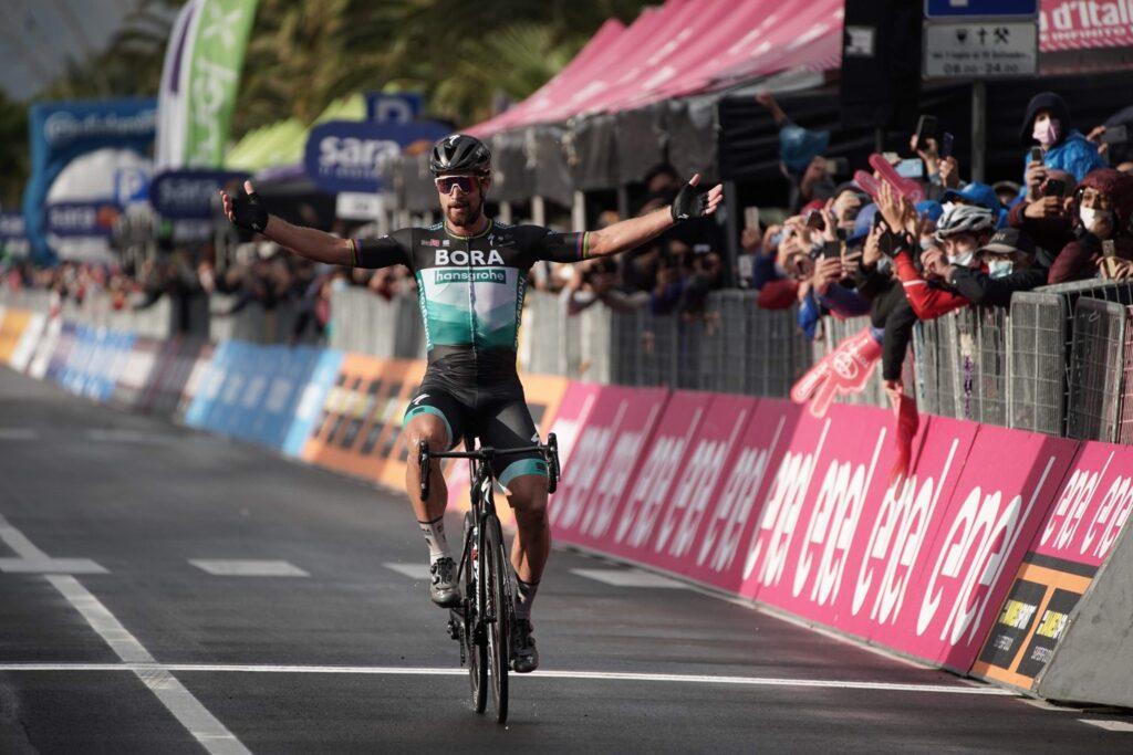 Decima tappa Giro d'Italia 2020 Lanciano-Tortoreto: vince Peter Sagan