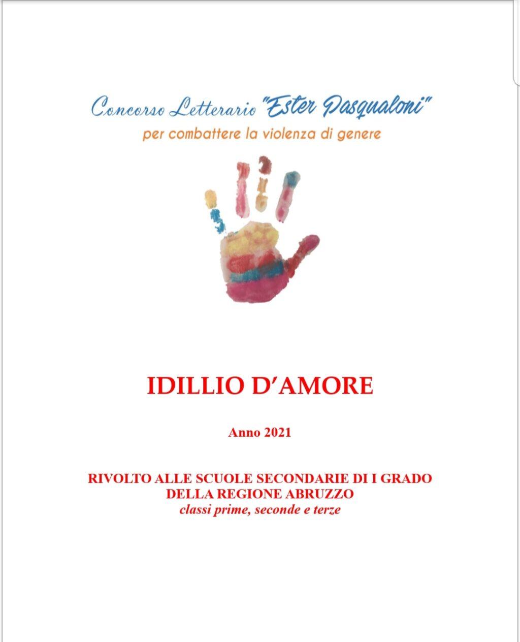 """Concorso letterario """"Ester Pasqualoni"""": quarta edizione """"Idillio d'amore"""""""